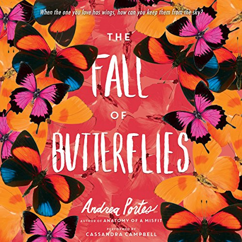 The Fall of Butterflies cover art
