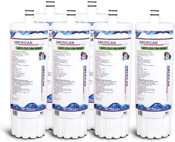American Filter Company Outlet sale feature 6 quality assurance Pack AFC-CH-1 Brand Filters Water TM