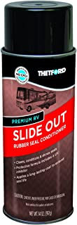 Premium RV Slide Out Rubber Seal Conditioner and Protectant - 14 oz - Thetford 32778