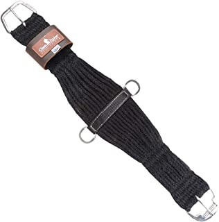 Classic Rope Company Mohair Black 27 Strand Roping Black 28