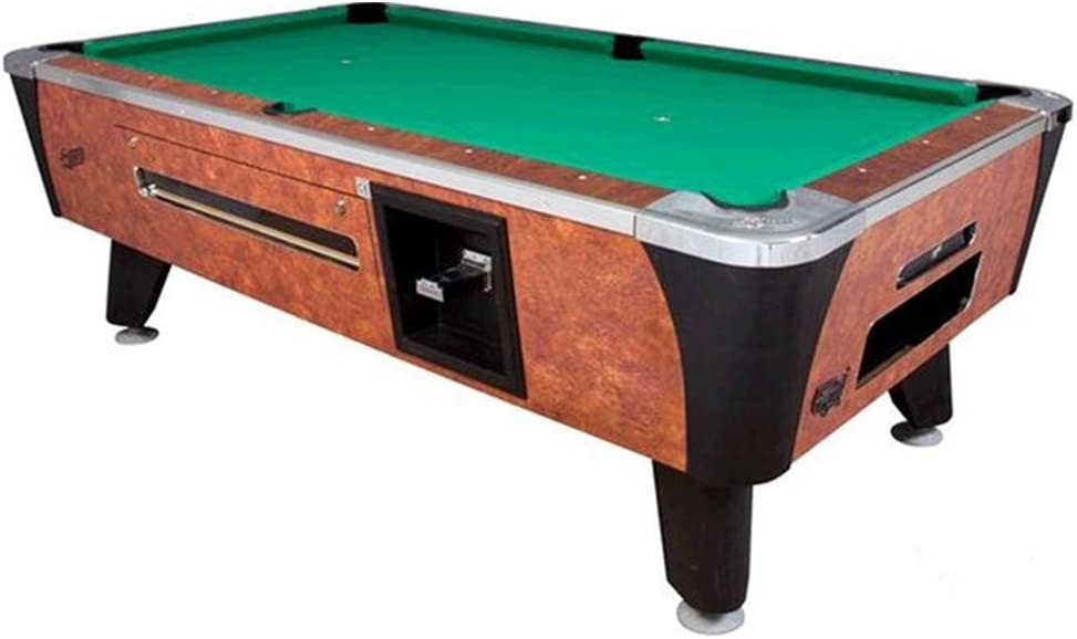 Dynamo In stock Cherry Sedona Max 47% OFF Coin Operated 2' 1 Table Pool 6