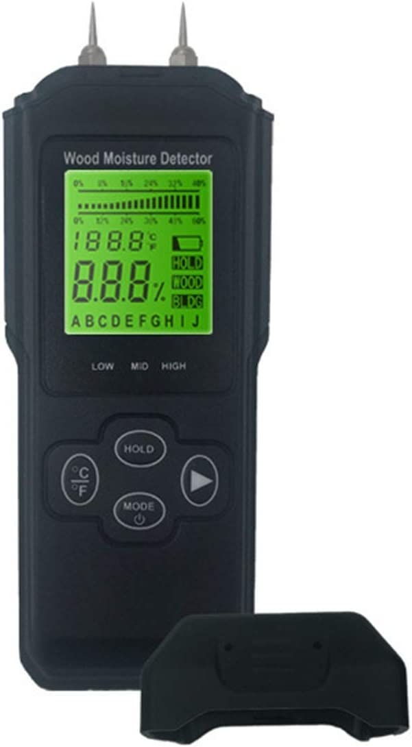 GAOZ Moisture Meter Detects MT1906-3 Stud in Display OFFer Finde 1-LCD New sales