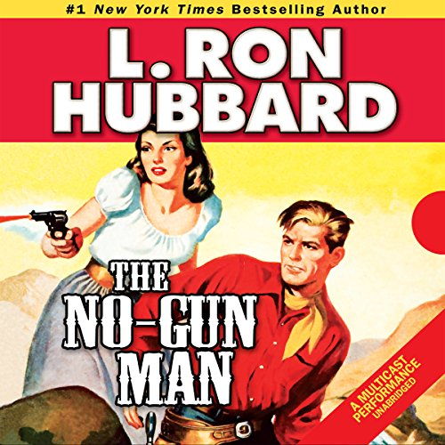 The No-Gunman audiobook cover art