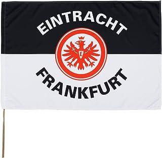 Stockflagge Eintracht Frankfurt Classic - 60 x 90 cm + grati