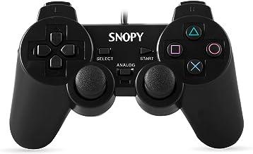Snopy SG-606 PC/PS2/PS3 Siyah Joypad