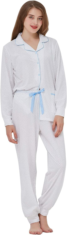 Keyocean Pajama Sets for Women wholesale Soft PJ Ranking TOP17 Two Cotton Pieces Lounge