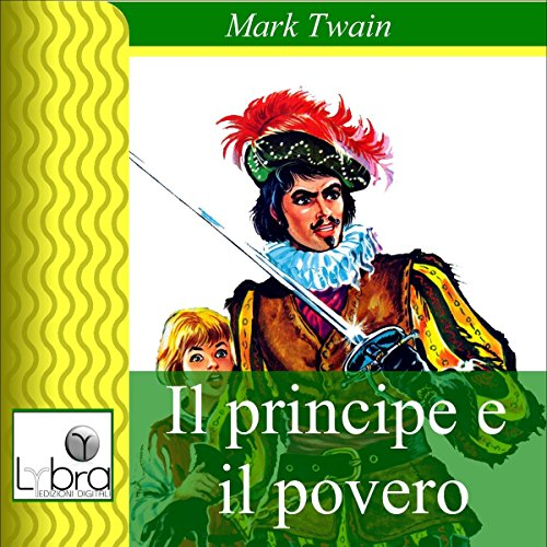 Il principe e il povero audiobook cover art