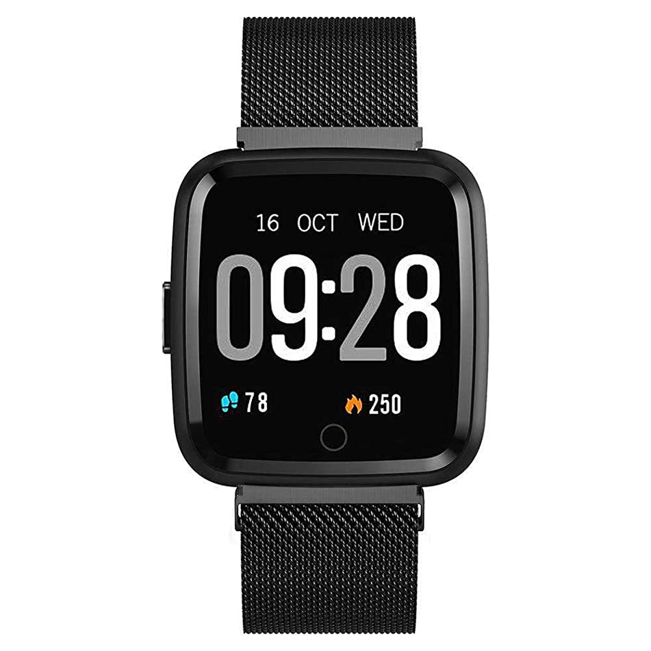 Smart Watch Bluetooth,INorton Fitness Tracker Blood Pressure Blood Oxygen,Sports Wristband Heart Rate Sleeping Monitor,Step Calorie Record