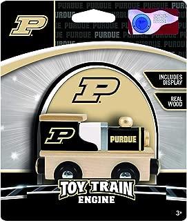 MasterPieces NCAA Unisex NCAA Real Wood Toy Train