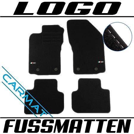 Carmat Fussmatten Mit Logo Al 147y00 L B Auto