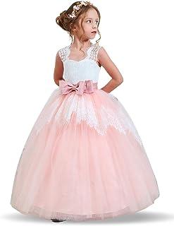 Amazon Fr Rose Robes Fille Vetements