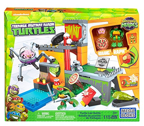 Mega Bloks Teenage Mutant...