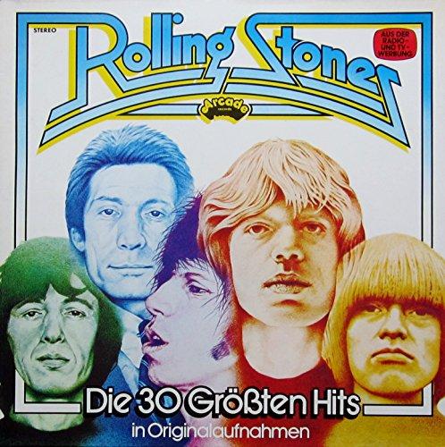 The Rolling Stones: Die 30 Größten Hits In Originalaufnahmen [Vinyl LP]