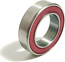2PCS 17287 Ceramic Bearing | ABEC-2 17X28X7mm 2RS Si3N4 Ceramic Ball Bearing | Bike Wheels Bearing