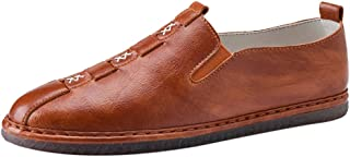 JOJONUNU Men Comfort Loafers Shoes
