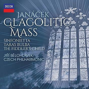 Janáček: Glagolitic Mass; Taras Bulba; Sinfonietta; The Fiddler's Child