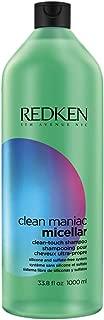 Redken Clean Maniac Micellar Clean-Touch Shampoo, 1000 ml