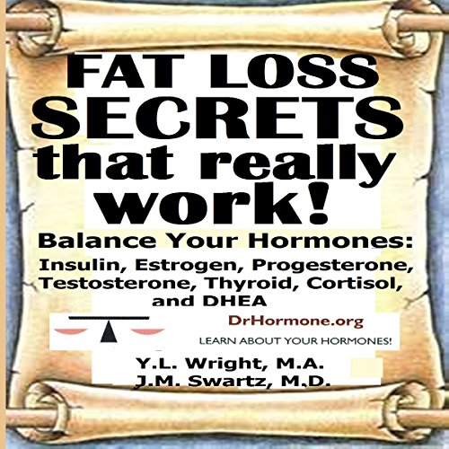 Fat Loss Secrets That Really Work! audiobook cover art
