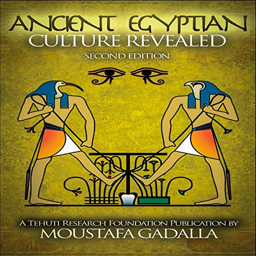 The Ancient Egyptian Culture Revealed  By  cover art