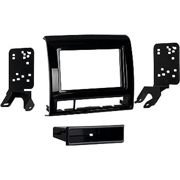 Metra 99-8235CHG Single DIN Dash Installation Kit For 2012 Toyota Tacoma Vehicles