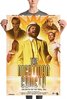 Best the nightman cometh poster Reviews