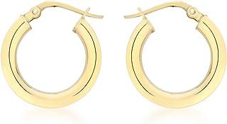 Carissima Gold Damen - Ohrringe 18 k (750) Rundschliff Diamant 7.52.7449