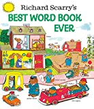 Richard Scarry's Best Word Book Ever (Giant Little Golden Book)