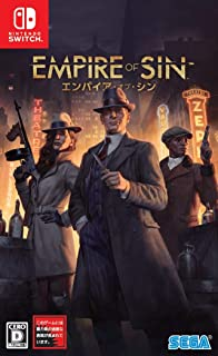 Empire of Sin エンパイア・オブ・シン - Switch