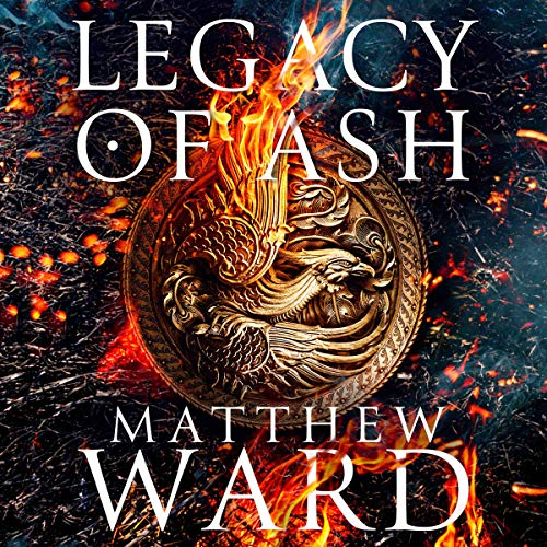 Legacy of Ash audiobook cover art