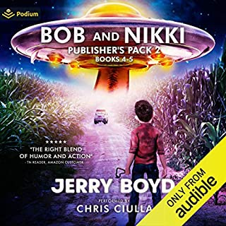Bob and Nikki: Publisher's Pack 2 cover art