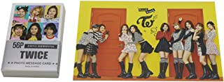 Twice - Mini Photocard Set with 1 postcard and 2 Extra Photocards gift (59pcs)