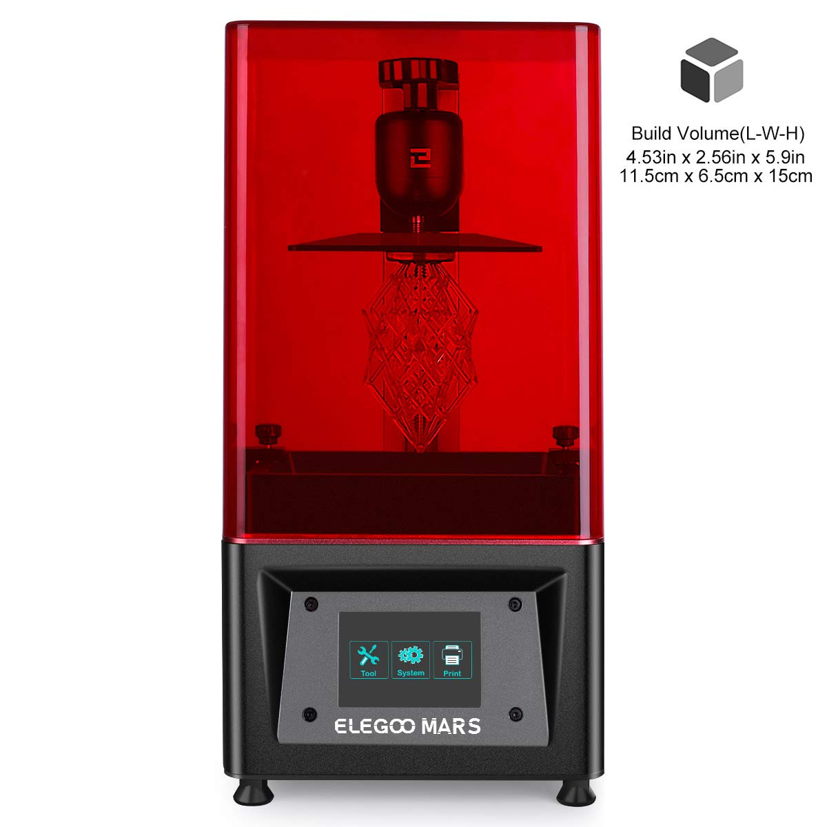 ELEGOO Photocuring Printer Off line Printing