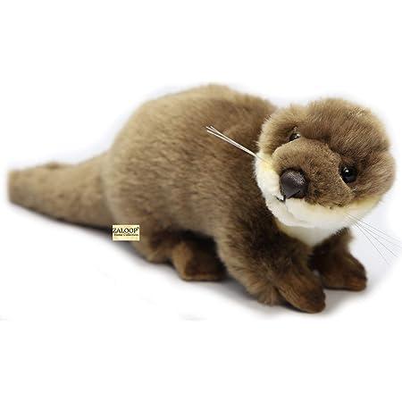 Plüsch Schlüsselanhänger Otter Kuschel