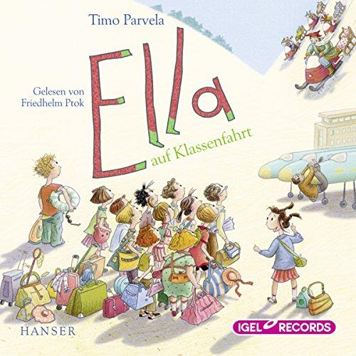 Ella auf Klassenfahrt  By  cover art