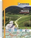 Michelin France Atlas Spiral (Atlas (Michelin))