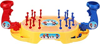 HeavenSense Snowball Fight Double Match Game Desktop Puzzle Catapult Knowledge Children Early Education Toys