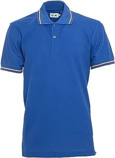 Trisens Uomo Estate Polo Camicia T-SCHIRT poloschirt a strisce 100/% Cotton