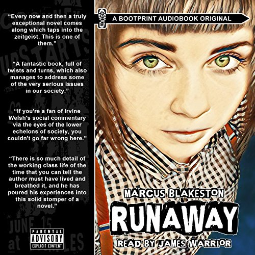 Runaway                   By:                                                                                                                                 Marcus Blakeston                               Narrated by:                                                                                                                                 James Warrior                      Length: 10 hrs and 8 mins     Not rated yet     Overall 0.0