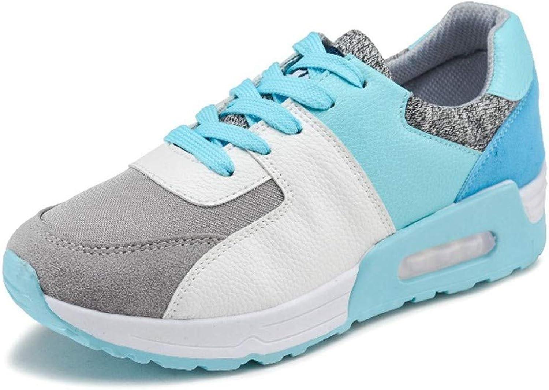 YSSFU -gympaskor Kvinnliga skor Plattformar för för för tillfälliga skor med blandade sportskor i Mesh Summer Autumn Woherrar skor Damping Fitness Andningsbar Lättviktare Outdoor  Fri leverans och retur