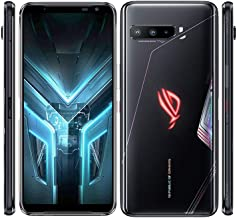 Asus ROG Phone 3 - Snapdragon 865/Octacore Processor - 64 MP Camera - 6000 mAh Long Lasting Battery - Best for Gaming, Pho...