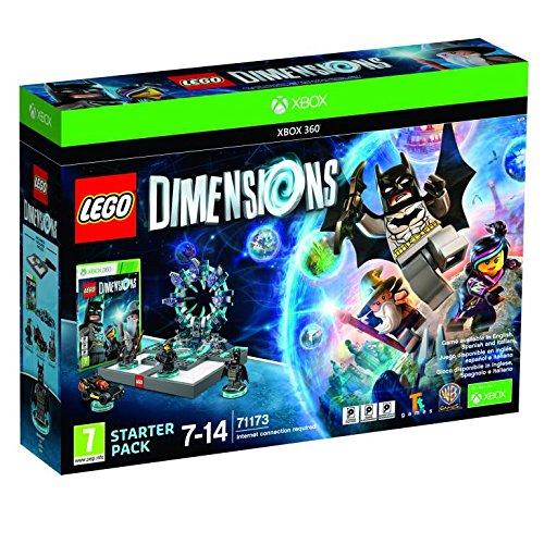Lego Dimensions Starter Pack - Xbox 360 [Importación Italiana]