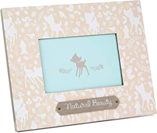 Hallmark Disney Bambi Natural Beauty Picture Frame, 4x6 Picture Frames Milestones; Movies & TV