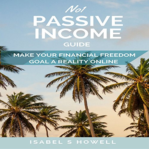 No1 Passive Income Guide audiobook cover art