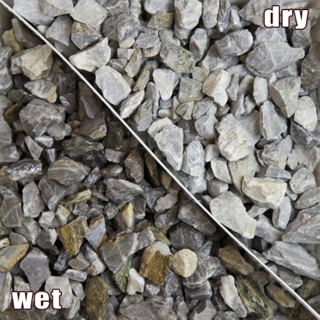 歪めるどこコレクション白砕石 5-13mm 10kg (6.6L) [6号砕石] [S-13]