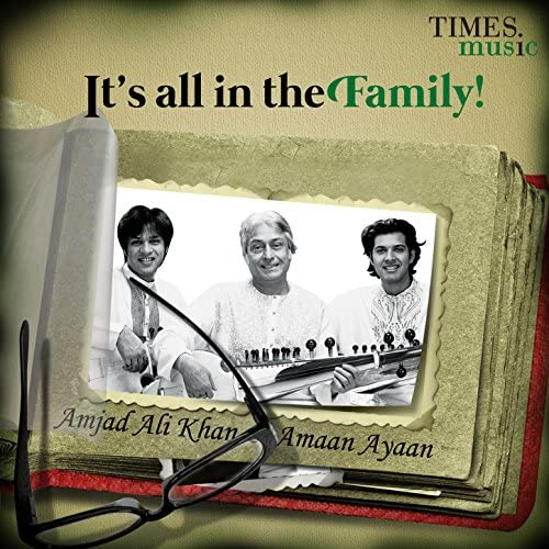 Ustad Amjad Ali Khan, Amaan Ali Khan & Ayaan Ali Khan