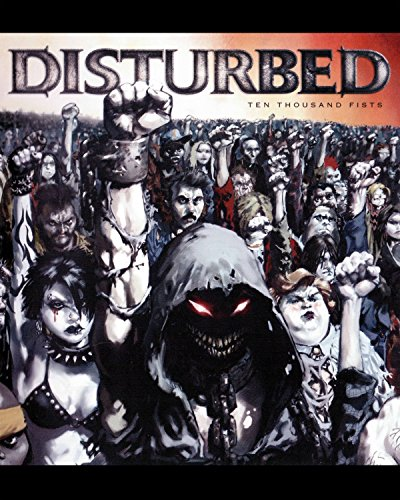 Disturbed Poster American Rock Band Wall Art Room Decor 16x20 Inches
