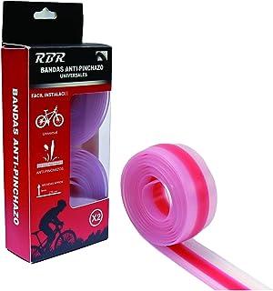 RBR Bandas Anti-Pinchazo Universales (2 UND), facil instalacion, Adhesivo 3M