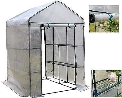 Amazon.com: Venta. 8 x 8 Basic Kit de efecto invernadero ...