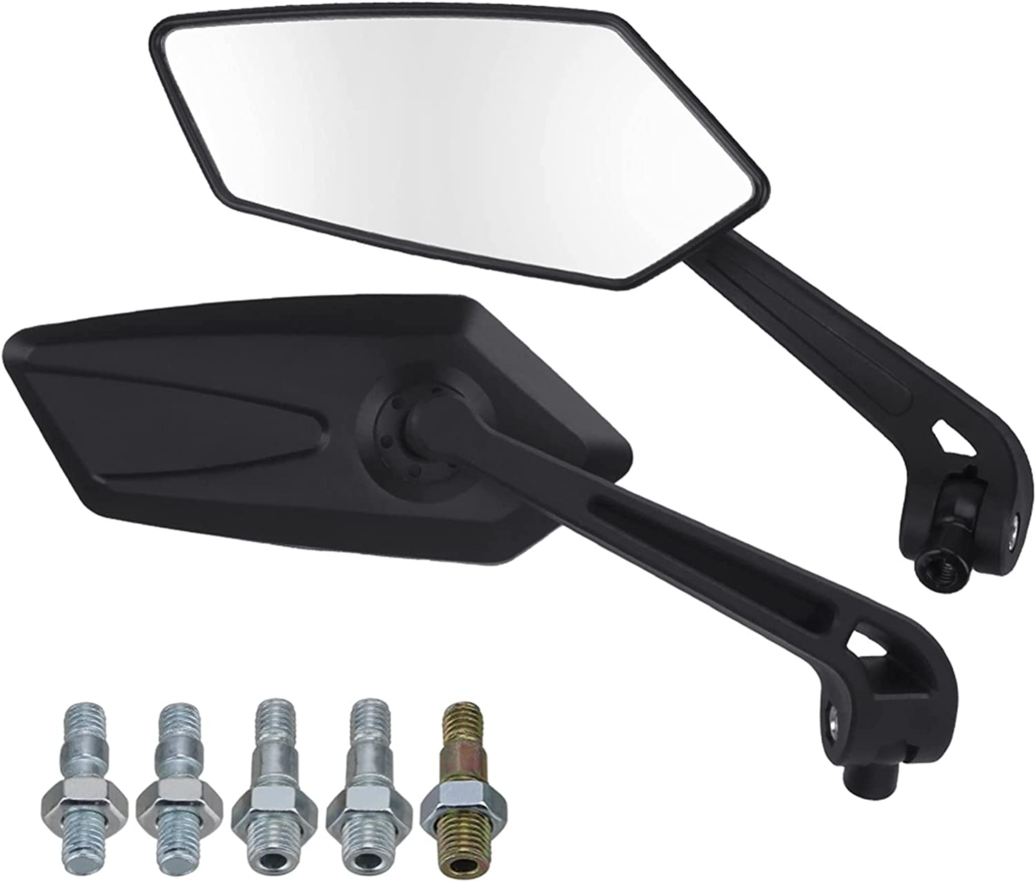 HBSM Now on sale Motorcycle Rear View Rearview Mirror Electromobile Mirrors Max 80% OFF