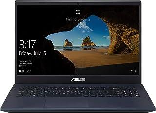 Asus VivoBook K571GD-BQ215T Laptop (Star Black) - Intel i7-9750H 2.6 GHz, 16 GB RAM, 512 GB SSD, Nvidia Geforce GTX 1050, 15.6 inches, Windows 10 Home, Eng-Arb-KB